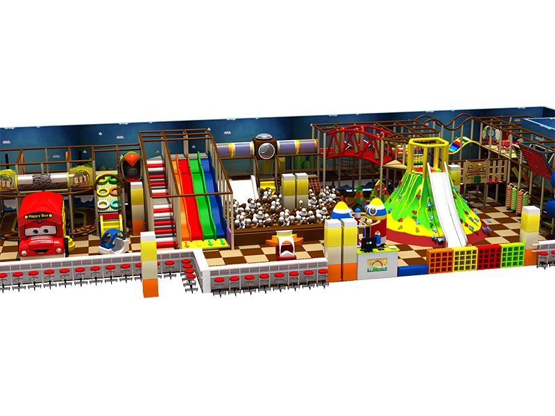 Dream garden indoor play area equipment for kids