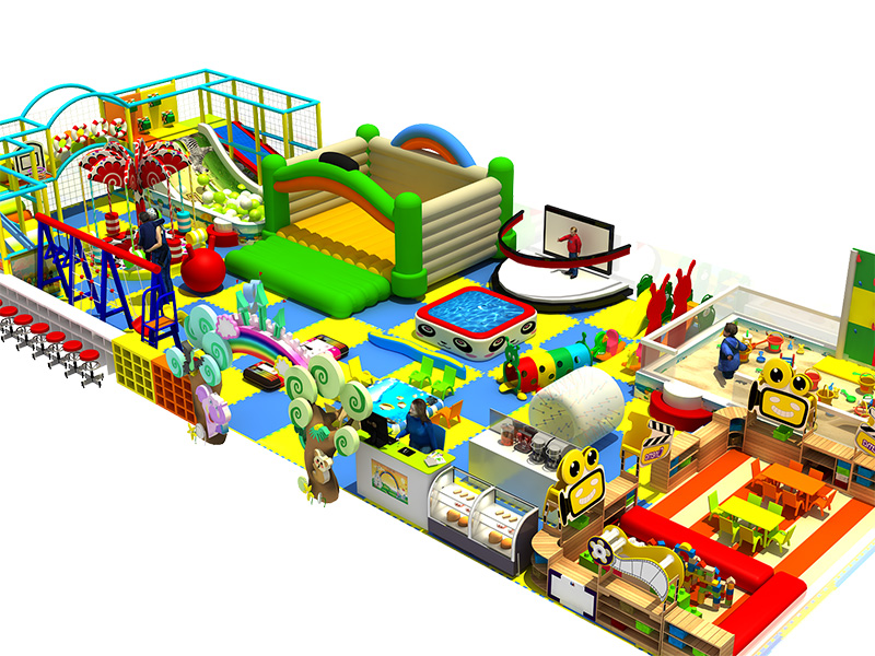 Candy themed playground equipment for sale