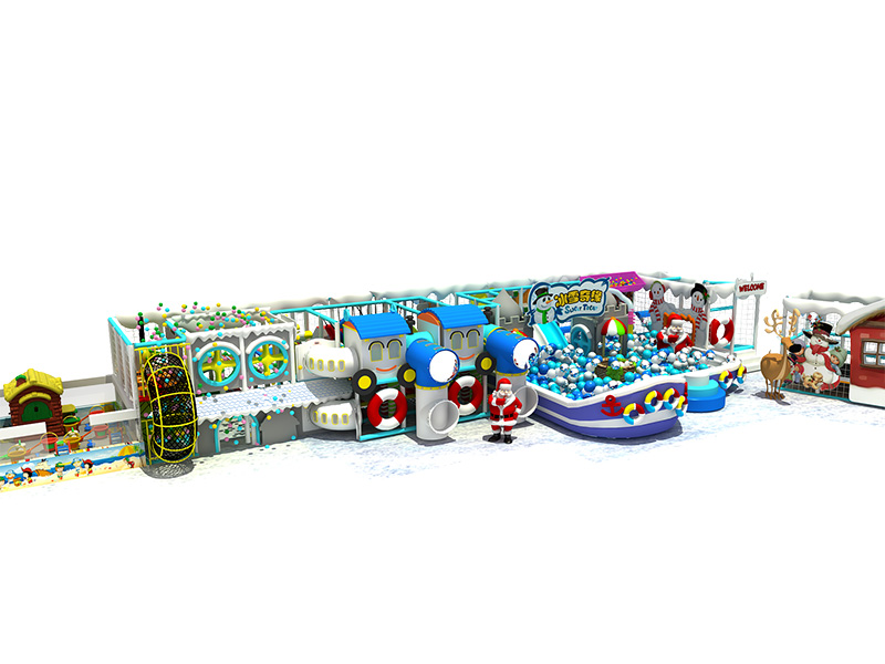 dream garden indoor preschool playground equipment