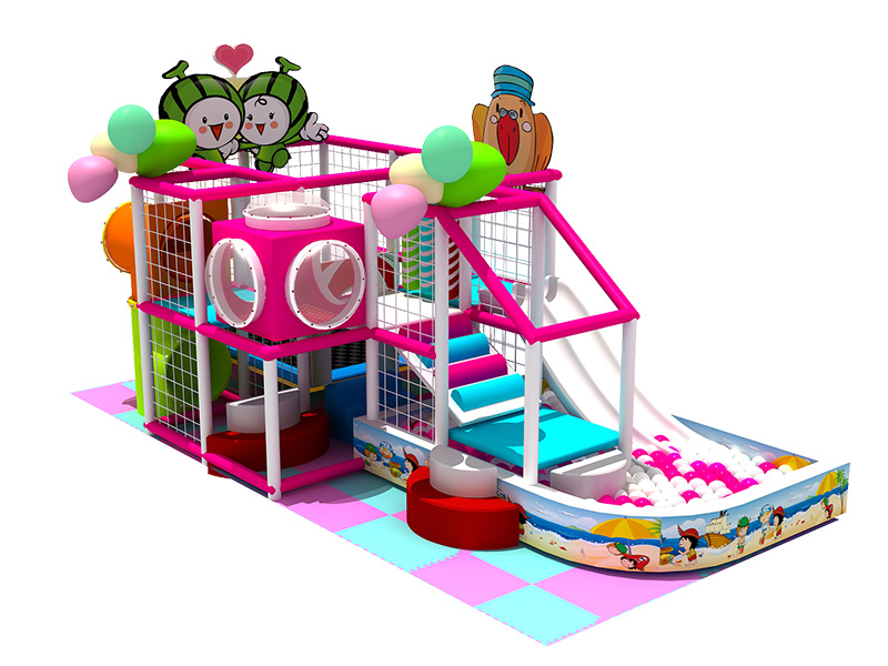 new custom indoor jungle gym equipment