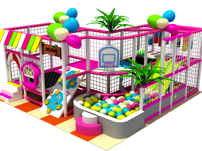 Dream garden Candy Series Indoor Playground for Sale