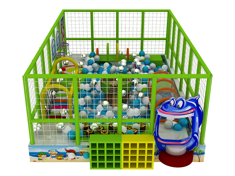 new custom indoor play structures canada