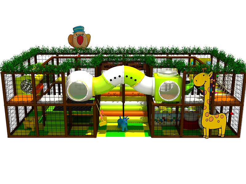 dream garden secong hand indoor playground equipment