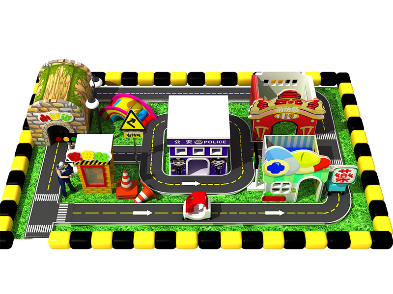 kids indoor playground with high quality