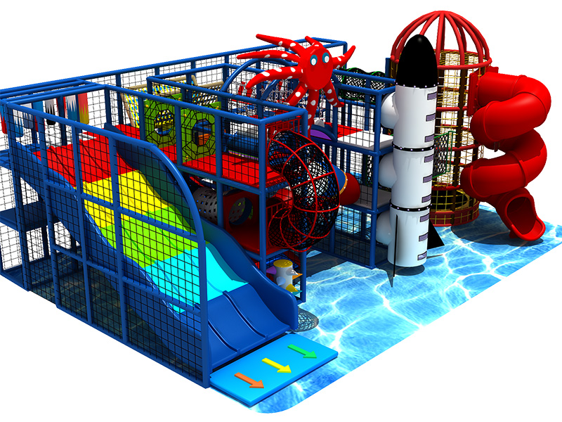 top quality indoor play equipment