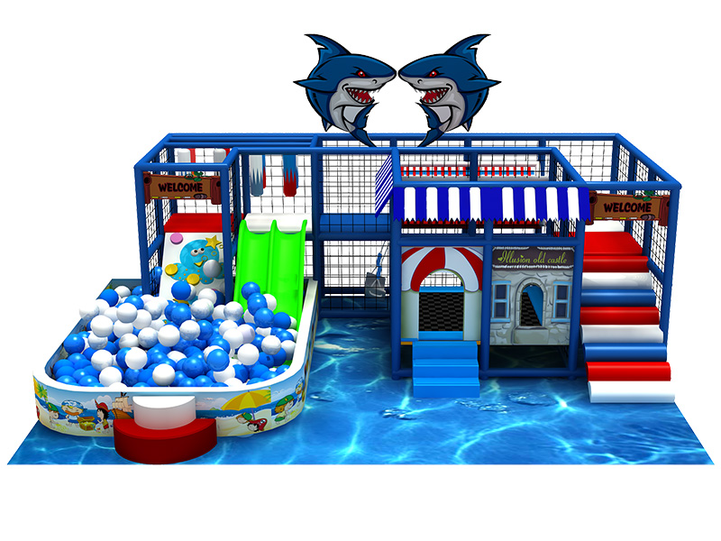 new custom indoor playground equipment prices