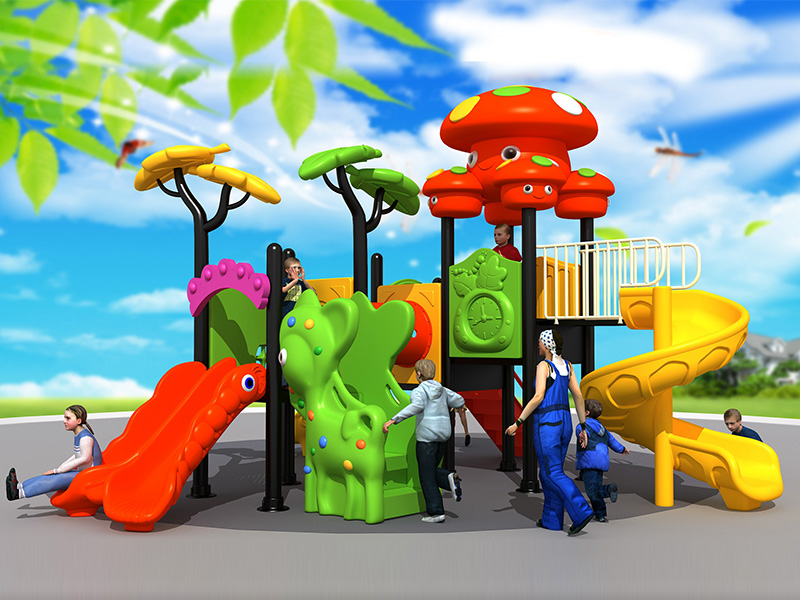 dream garden best outdoor playground with good price for park