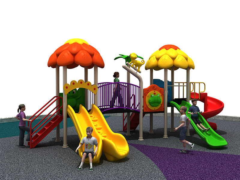 dream garden outdoor fitness playground with high quality for preschool