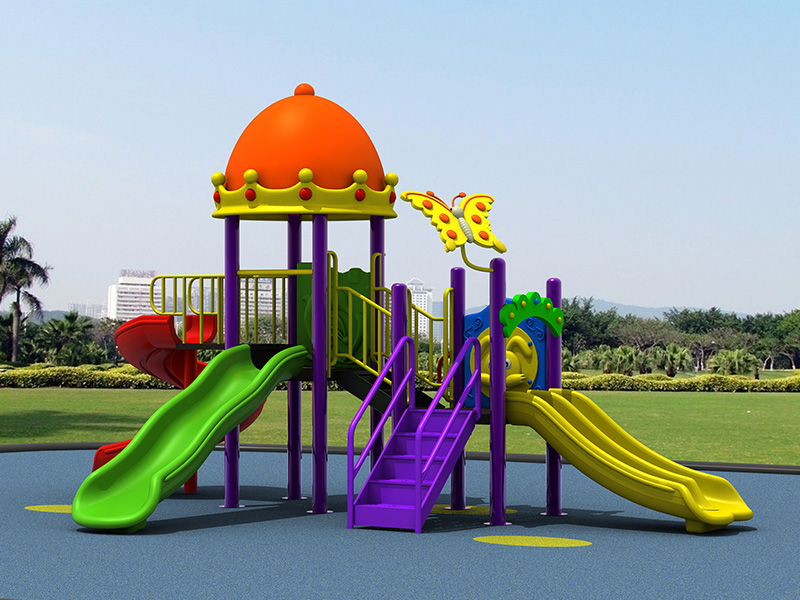 dream garden outdoor fitness playground with high quality for park