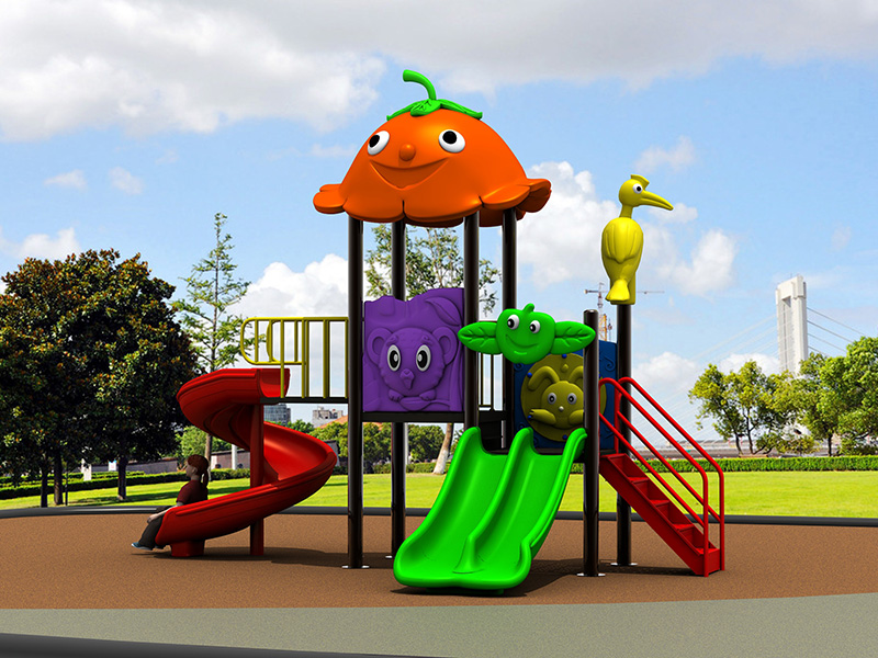 lovely outdoor playground design with good price for kids
