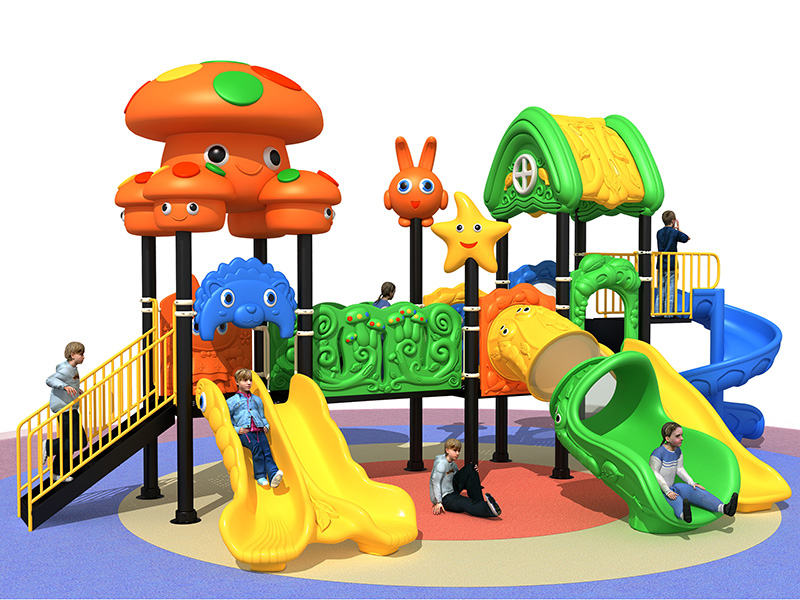 new custom early childhood playground equipment customized