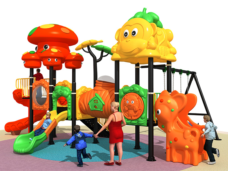 new custom toddler outdoor play equipment customized