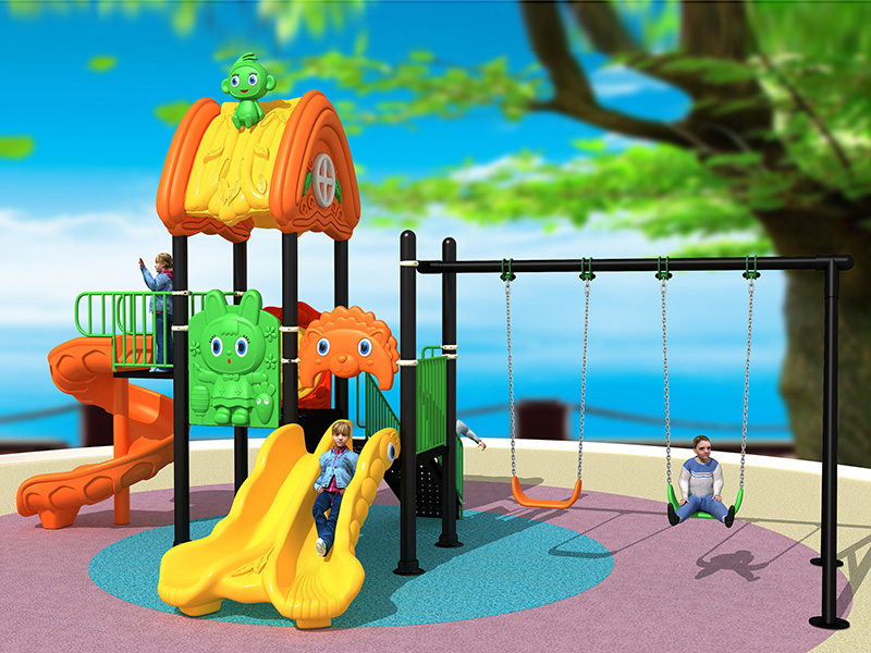 dream garden lovely outdoor playground design with good price for nursery
