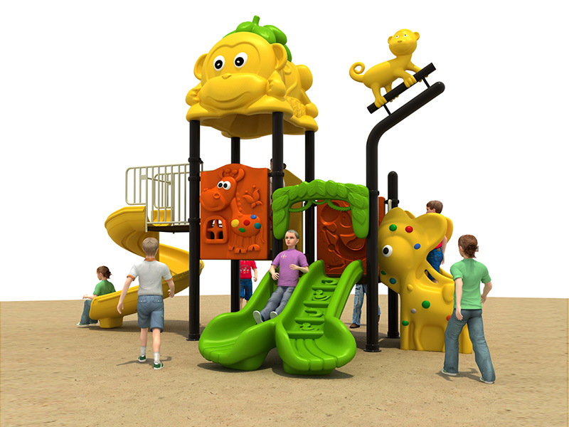 lovely outdoor playground design with good price for preschool