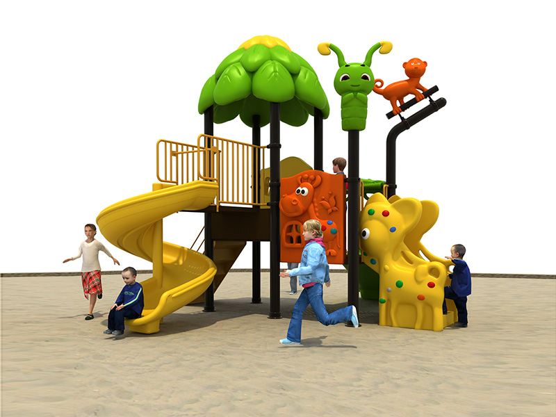 lovely outdoor playground design with good price for nursery