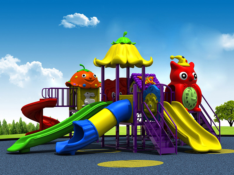 small outdoor playground with good price for toddler