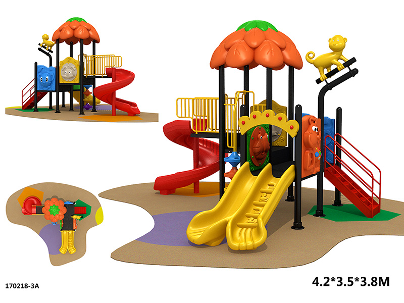 dream garden commercial playground dealer