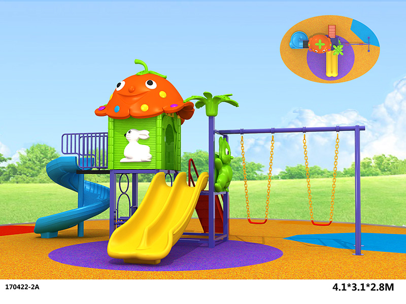 OUTDOOR PLAYGROUND DGZS-06-119