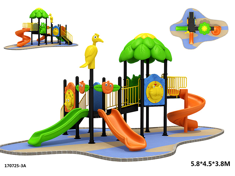 OUTDOOR PLAYGROUND DGZS-06-138