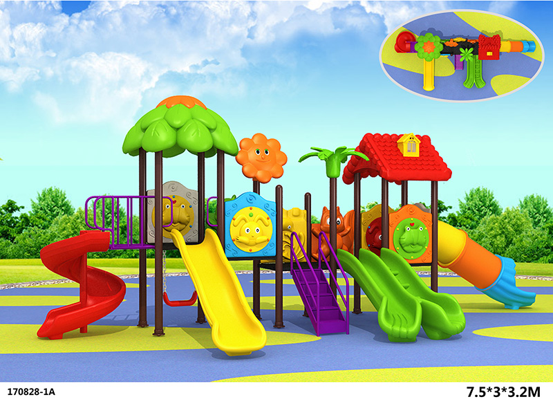 dream garden outdoor playground equipment for dealer