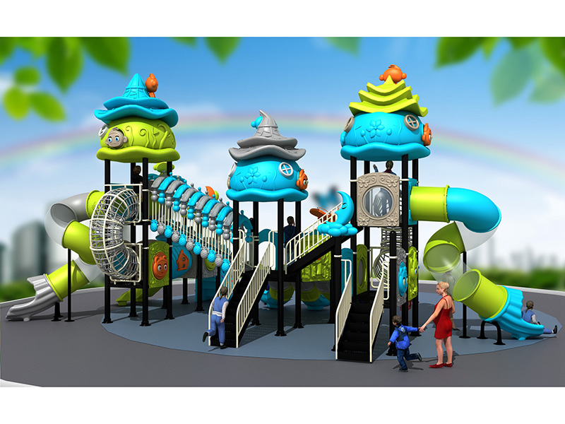 dream garden new custom playworld playground equipment