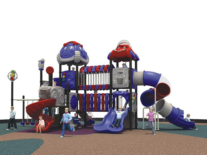 dream garden new custom metal playground equipment