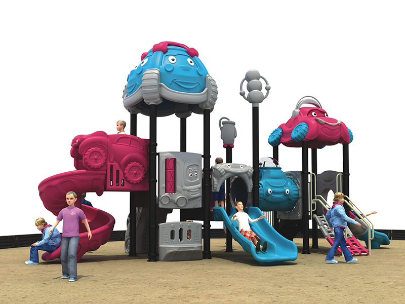 Robot series outdoor playground equipment malaysia