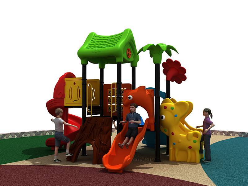 dream garden new custom proper playground
