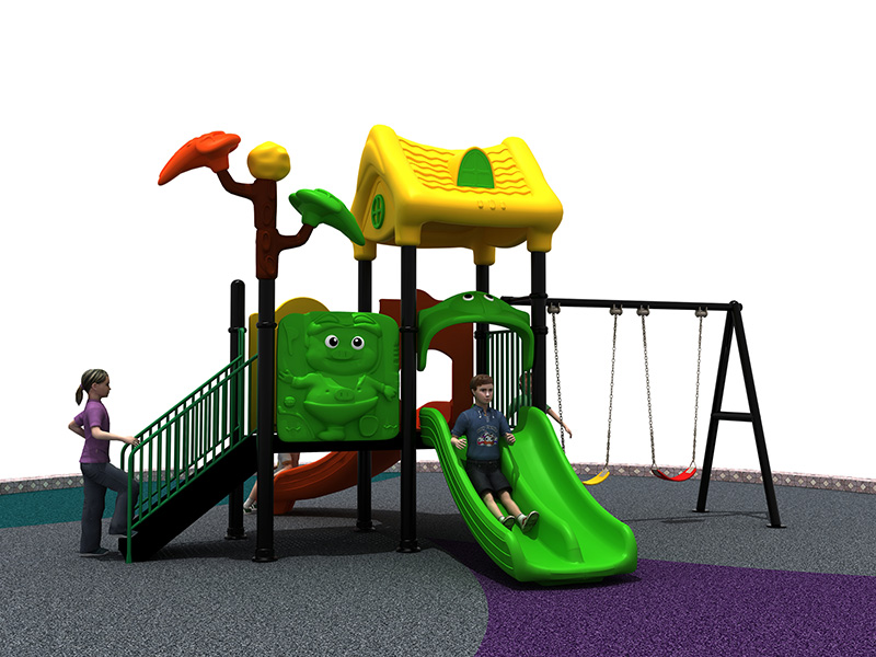 2020 new outdoor playground design with high quality primary school made in china