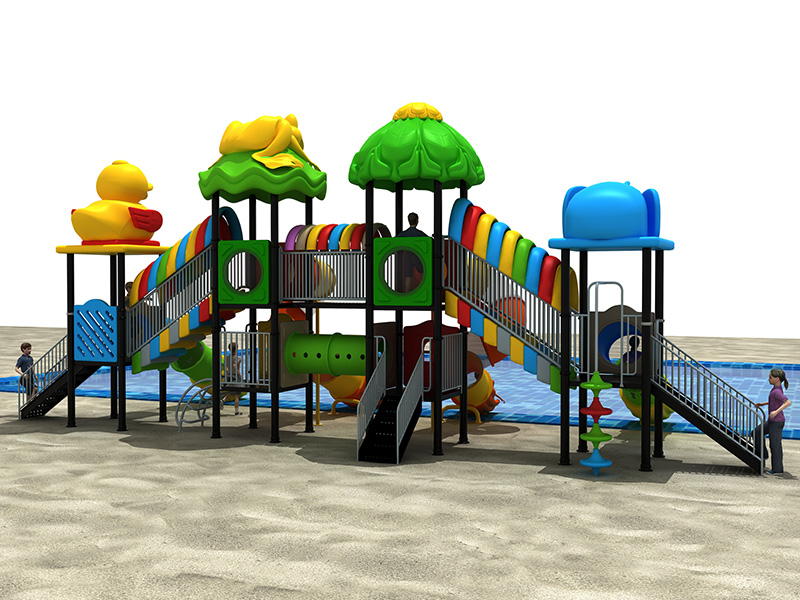 dream garden outdoor fitness playground with high quality for primary school