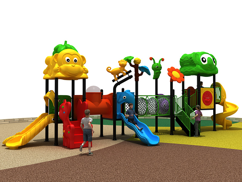OUTDOOR PLAYGROUND DGZS-06-285