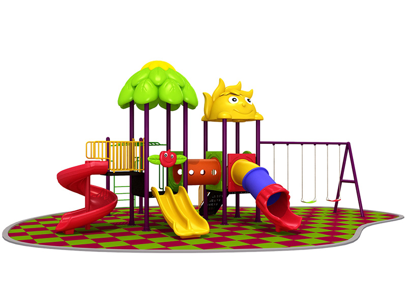 dream garden outdoor fitness playground for park