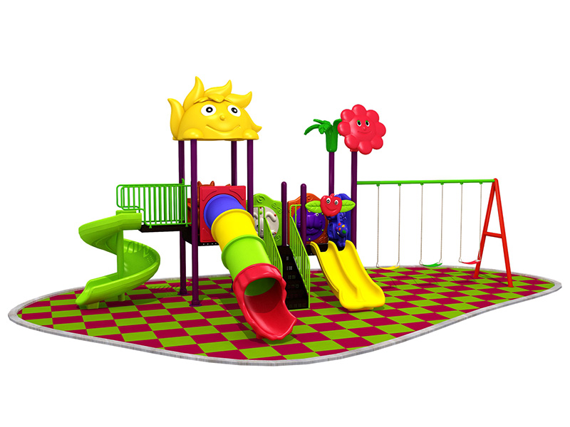 dream garden outdoor fitness playground with high quality for kids