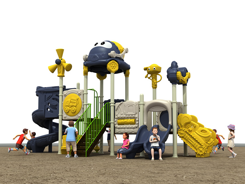 outdoor fitness playground with high quality for school