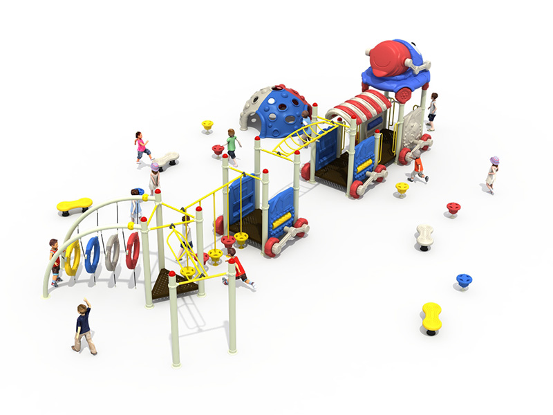 dream garden parks with exercise equipment manufacturer