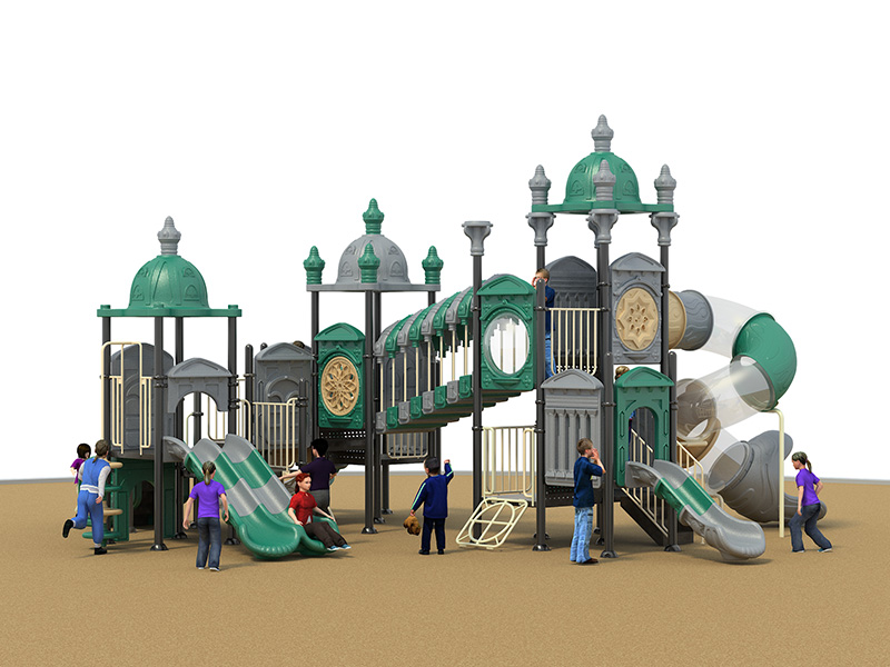 new custom commercial grade playground equipment trader