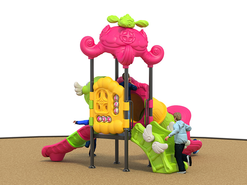 2020 new outdoor playground design for toddler made in china