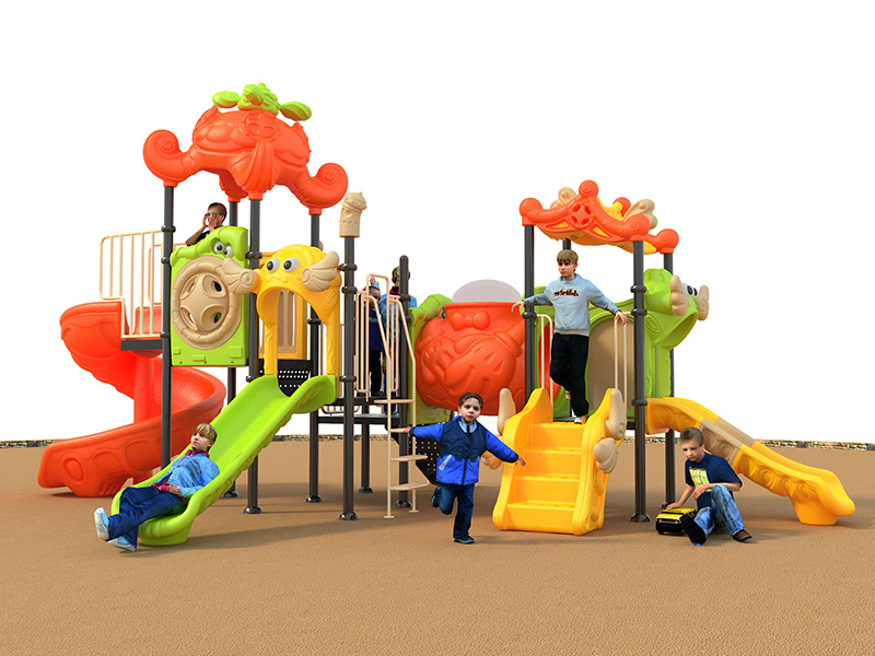 OUTDOOR PLAYGROUND DGLY-06-496