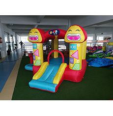 dream garden Indoor Small Soft Inflatable Bounce House Jumping Inflatable Castle For Kids Manufacturer