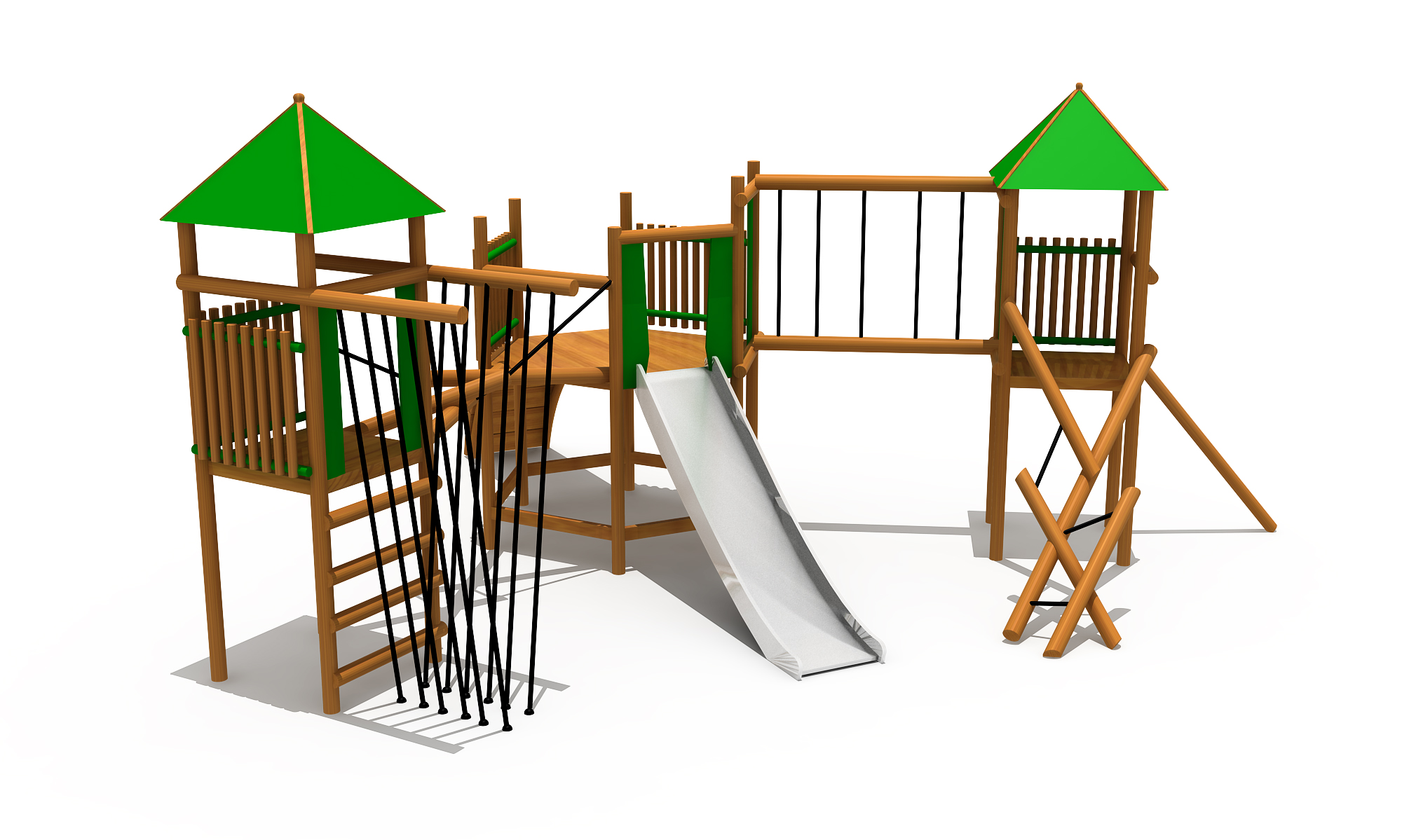 how to install the indoor playground by yourself?