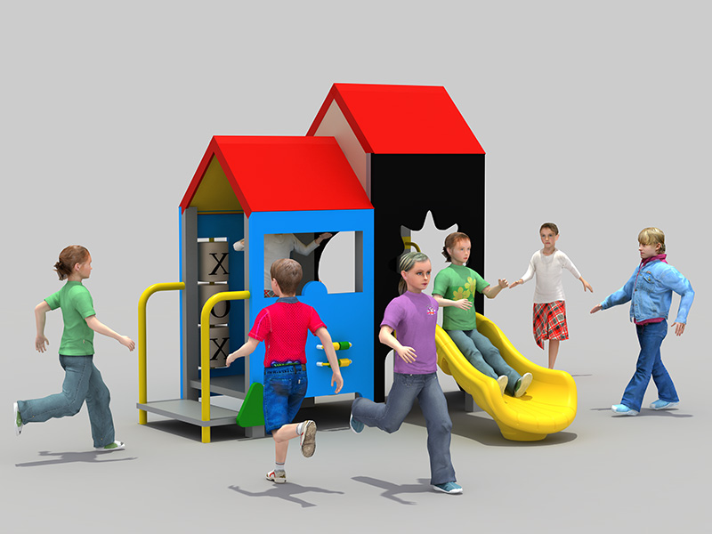 dream garden new custom industrial playground equipment