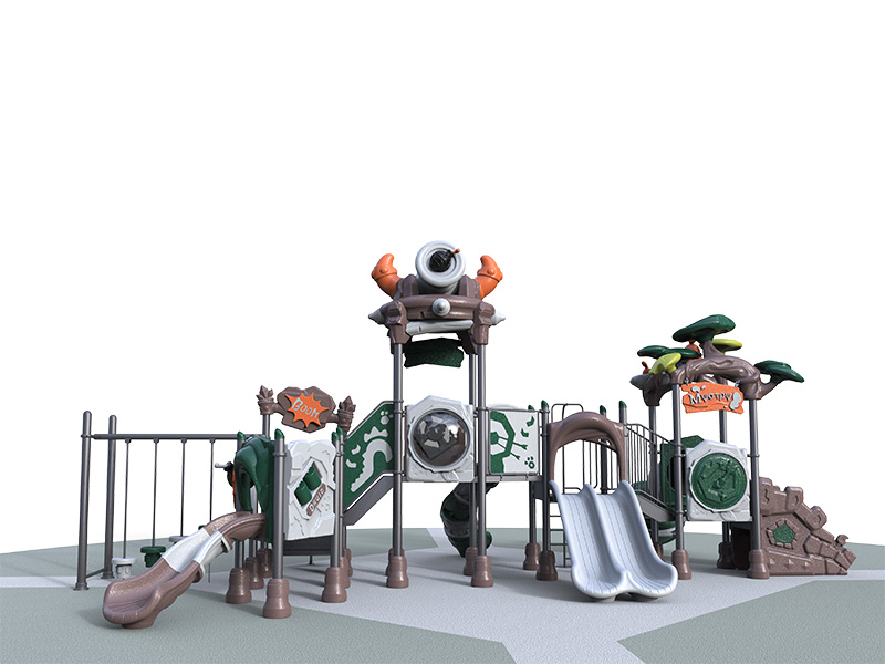 dream garden new custom pirate ship playground equipment manufacturer