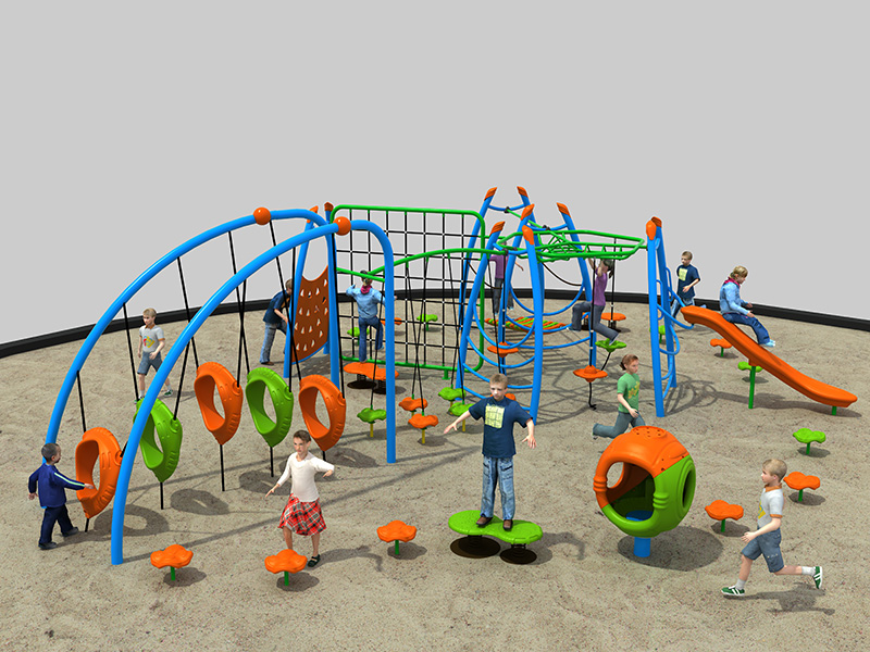 dream garden outdoor gymnasium manufacturer