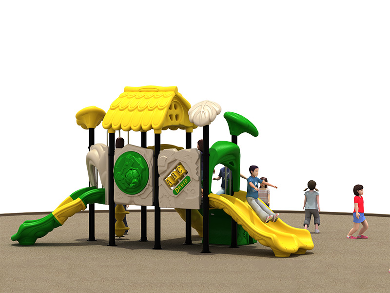 dream garden new custom playground safety surfacing manufacturer