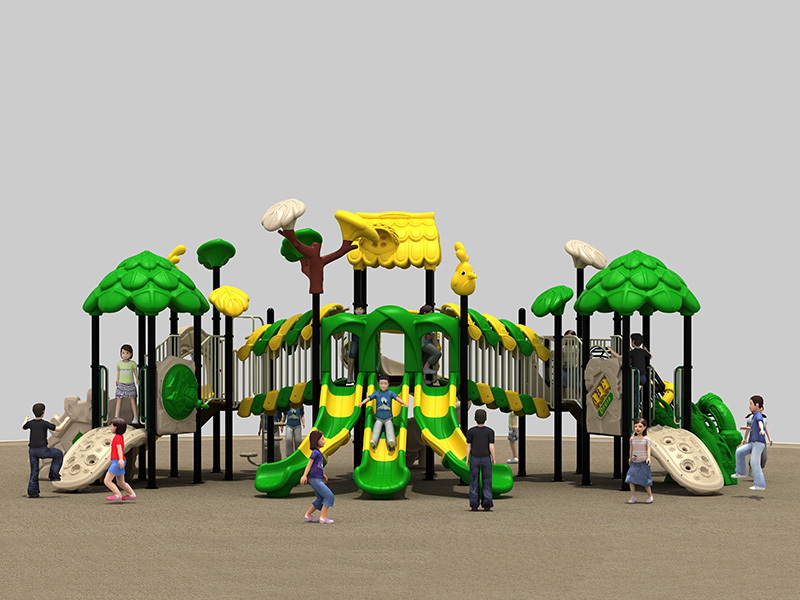dream garden neighborhood playground equipment made in china