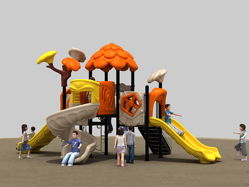 kindergarten customized inclusive outdoor  playground park