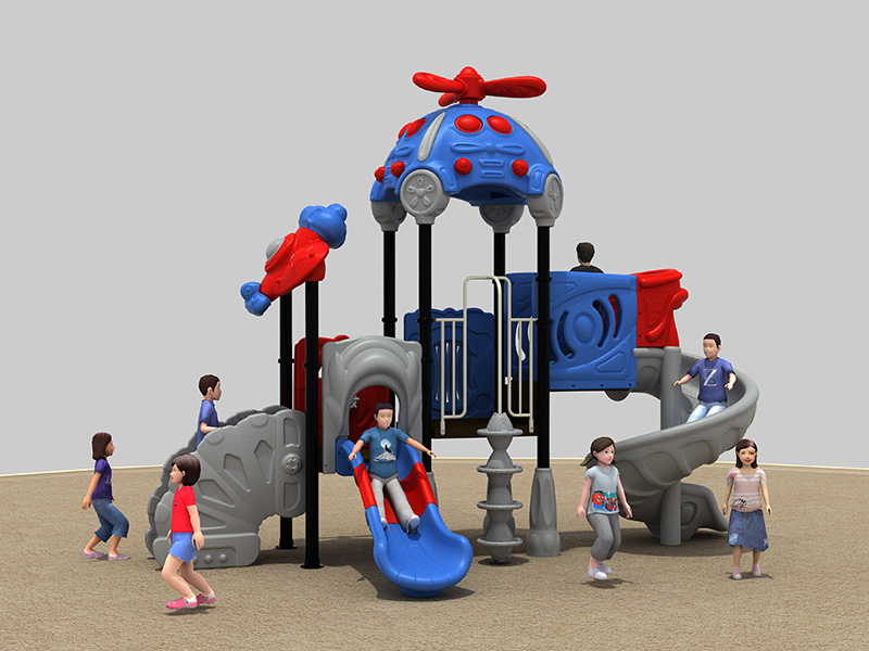 dream garden used outdoor playground equipment customized