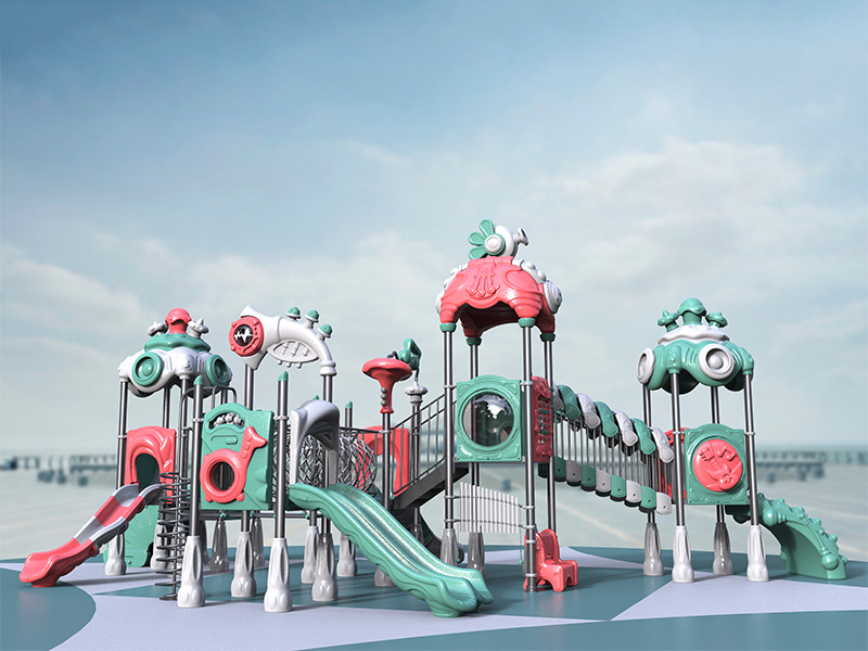 dream garden themed playground equipment customized