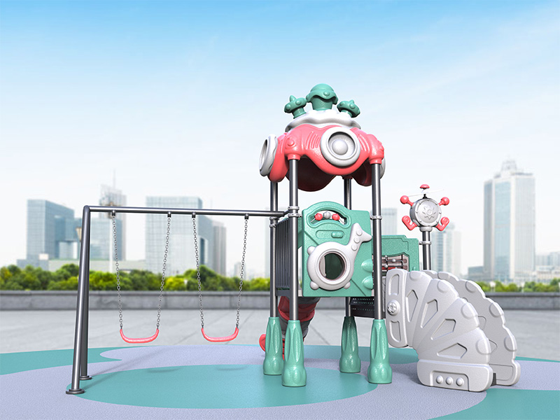 dream garden commercial playground for sale customized