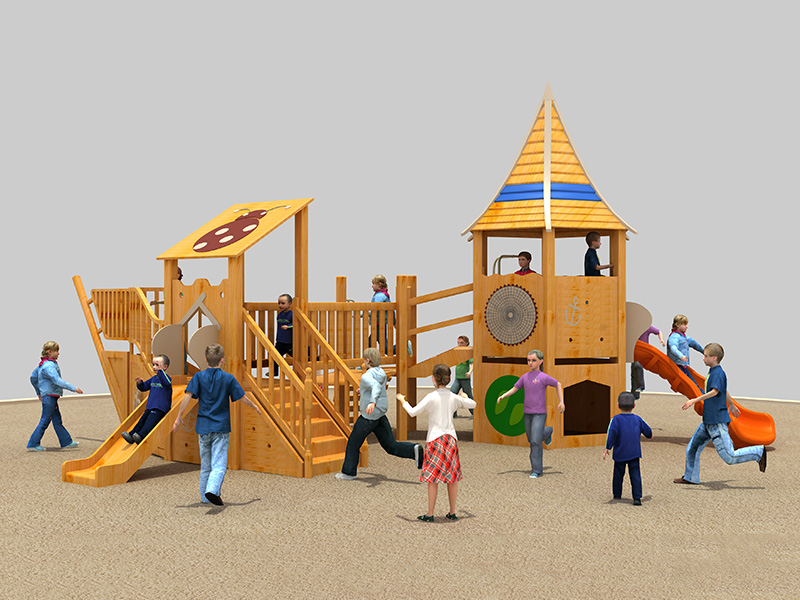 dream garden Splinter Woodworking Co. Giant Tower Game | 60 Large Blocks | Storage Crate / Outdoor Game Table | Starts at 32in Big | Stacks up to 5ft in Gameplay | Genuine Jumbo Toppling Yard Games | Backyard Set